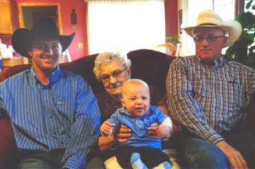 Hale four generations