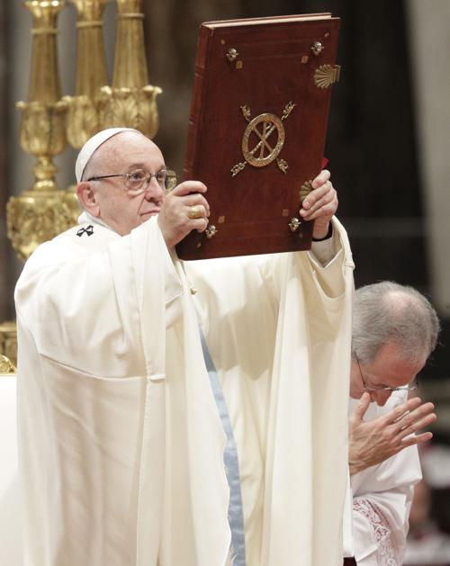Vatican Pope New Year