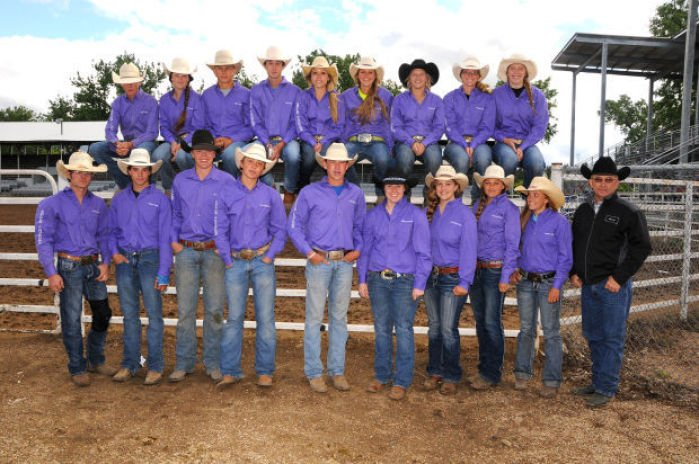 Belle Fourche High School Rodeo Club Hopes For Repeat