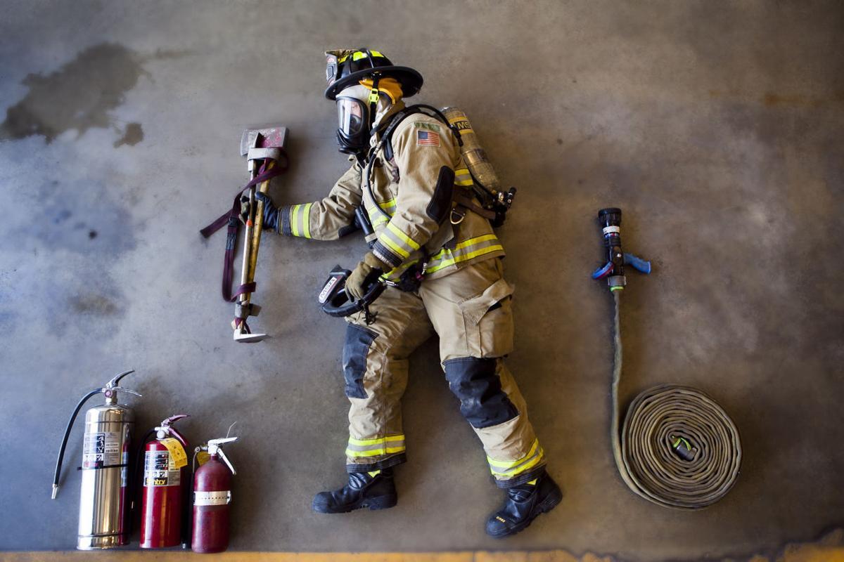 Today S Firefighter Better Equipment Means Better