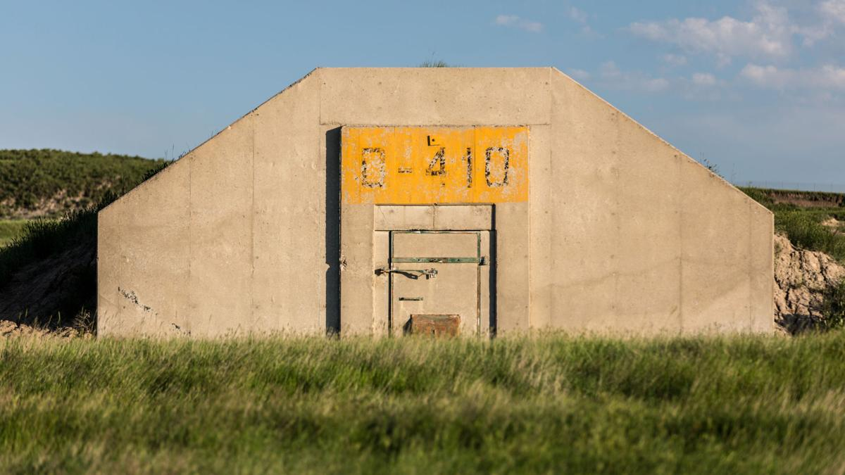 Doomsday Shelters For Lease At Former Army Depot Near Edgemont