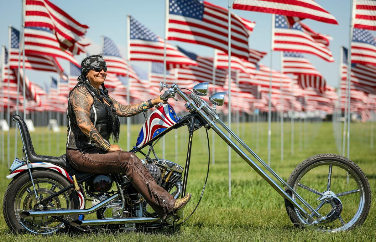 Bike of the day for day five of the Sturgis motorcycle rally   Local