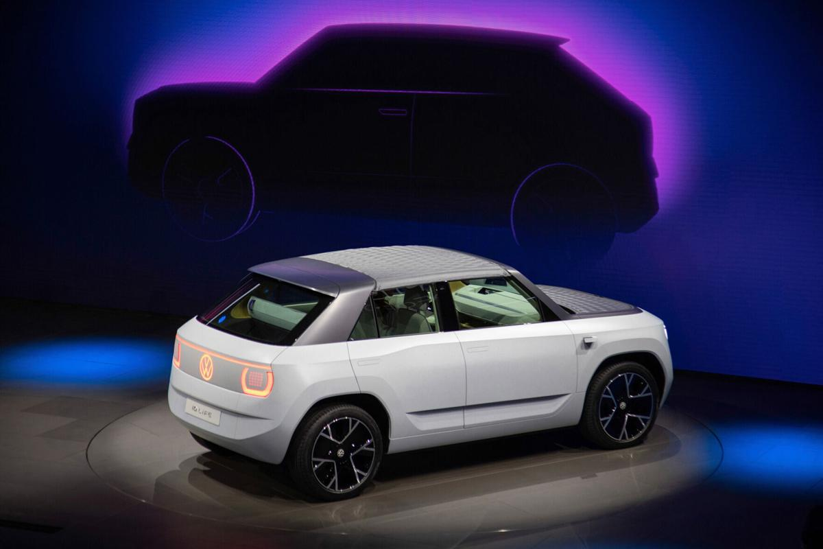VW reveals tiny, cheap electric SUV aimed at first-time car buyers