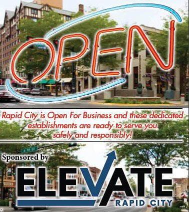 Elevate is open