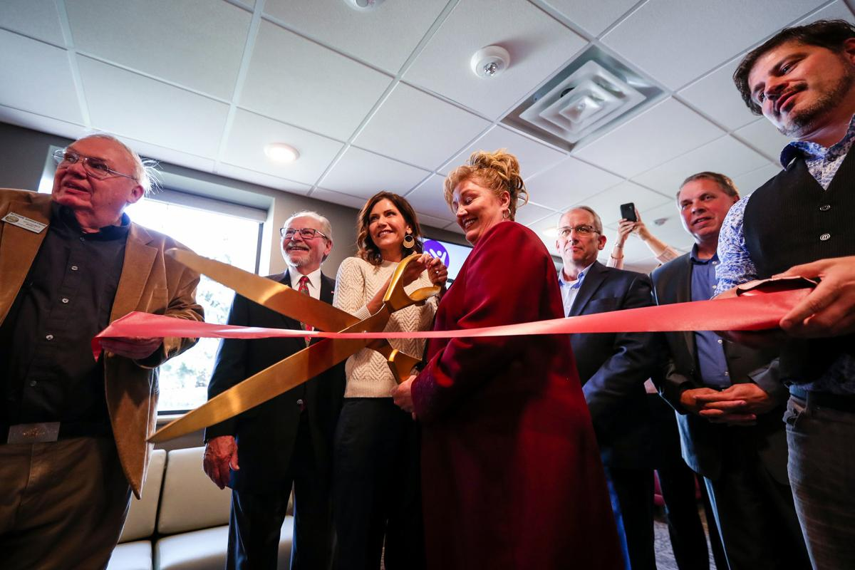 Care Campus Opening Ceremony