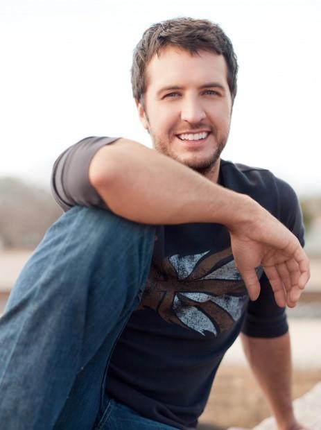 Small-town singer: Luke Bryan gets opening slot on Rascal ...  Luke