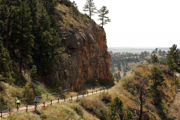 Bikers Set To Invade Mickelson Trail For Annual Bike Ride