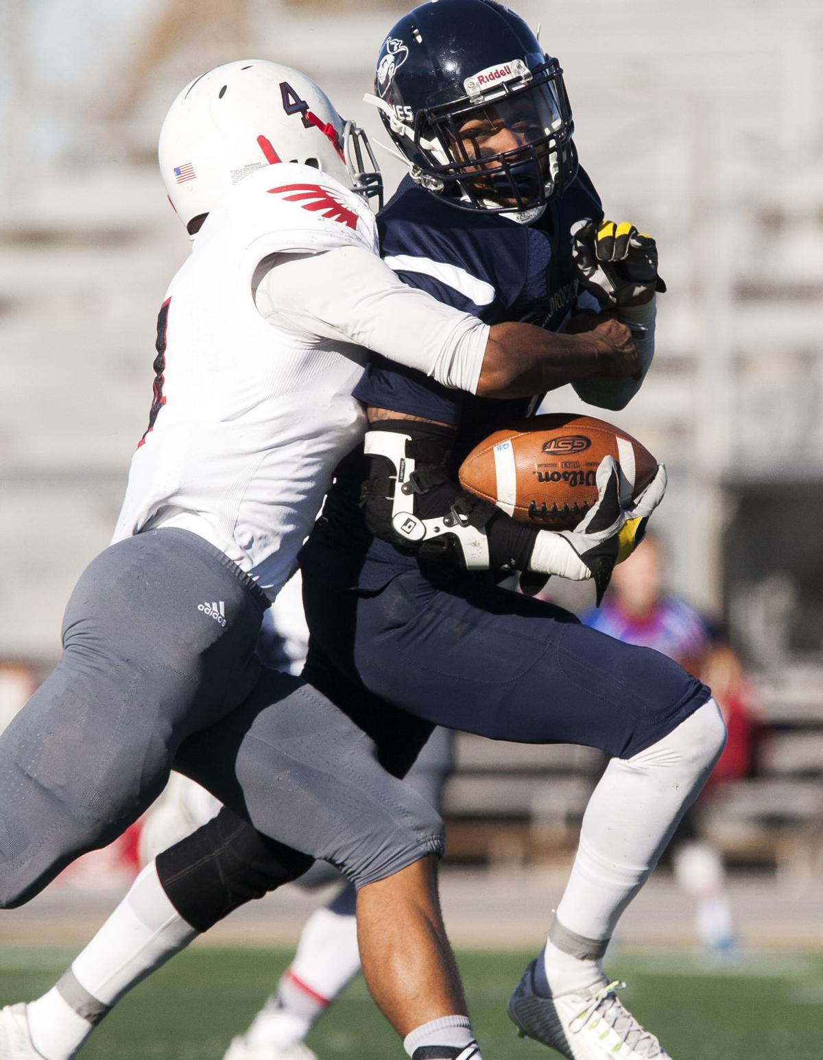 College football: Hardrockers thump William Jewell for ...