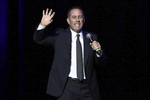 Comedy legend Jerry Seinfeld to perform in Rapid City