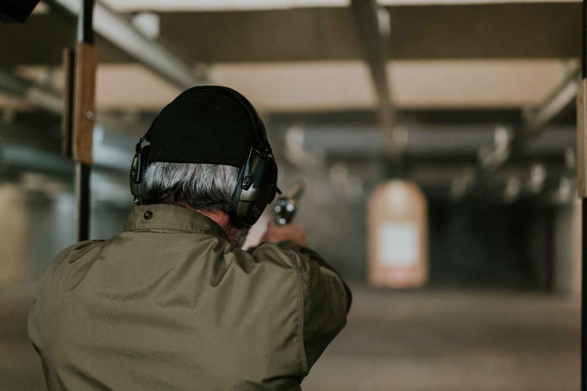 Smoking Gun Range & Training Center
