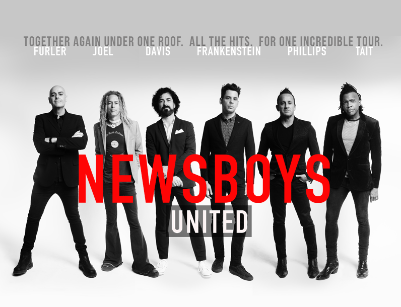 Newsboys United Tour