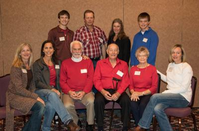 Joe and Larry Lytle Families