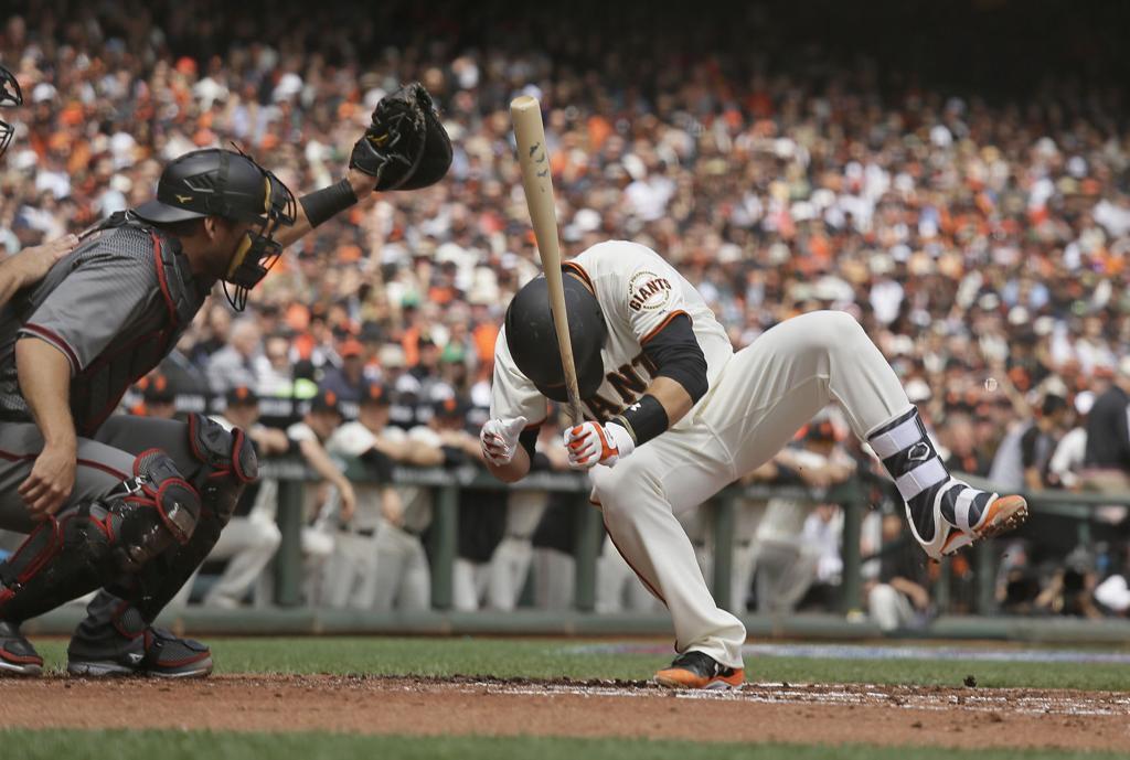 553f6797e Diamondbacks Giants Baseball