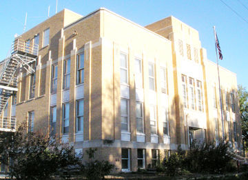 Dawes County Courthouse