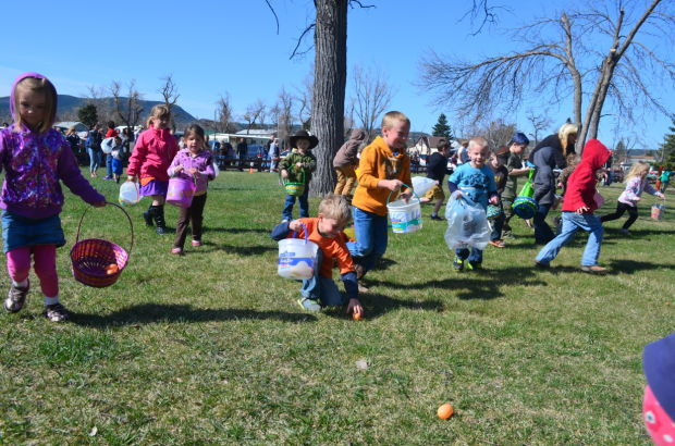 area organizations host easter egg hunts sturgis