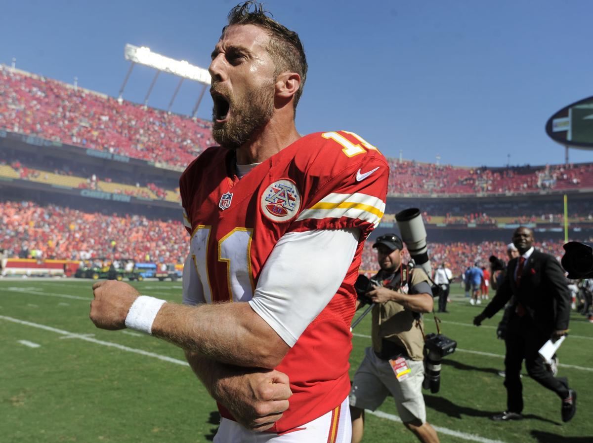 Chiefs Storm Back For Big Win Sports Rapidcityjournal Com