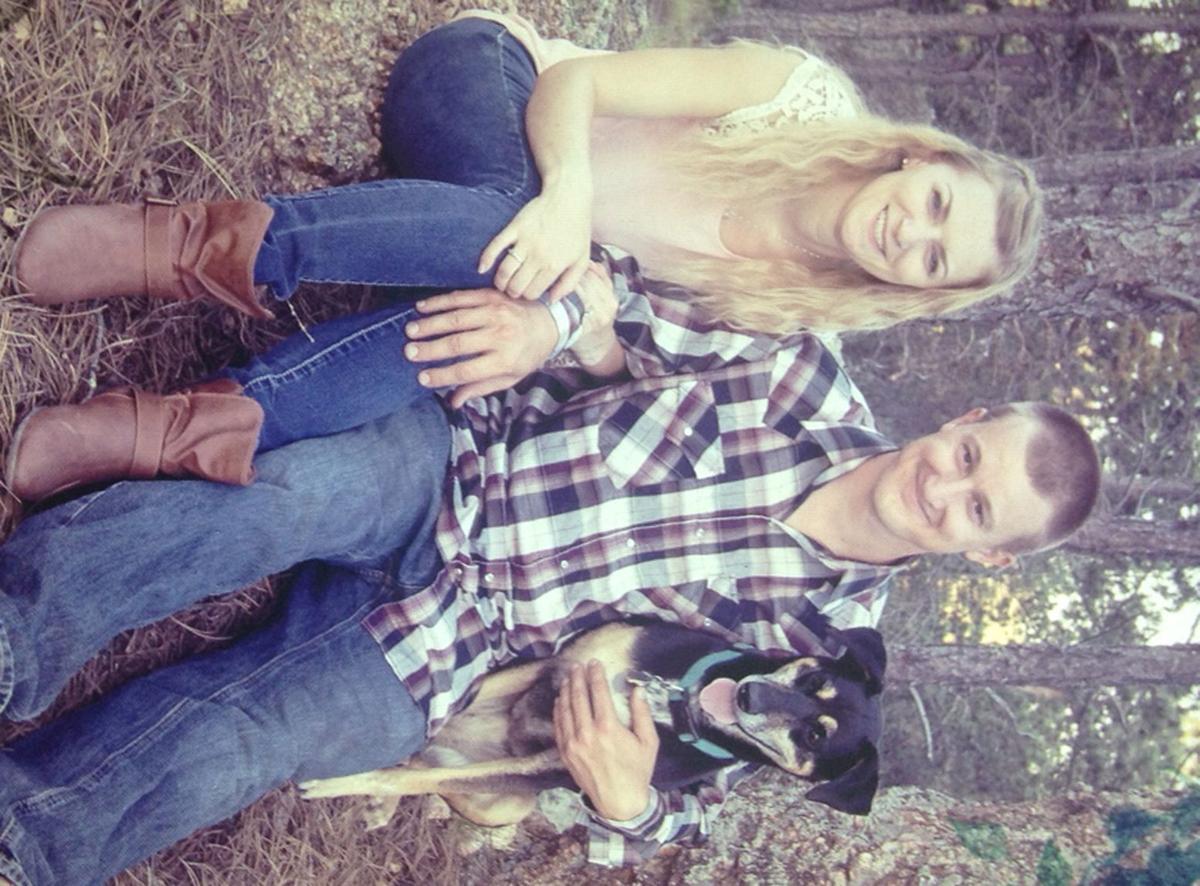 Lindsay Uhrich and William Vogel