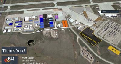 Airport Master Plan draft