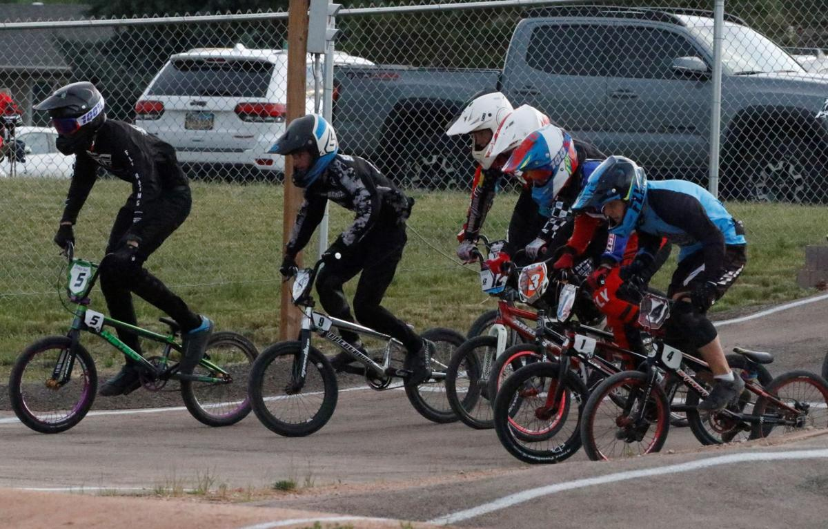 BMX older group