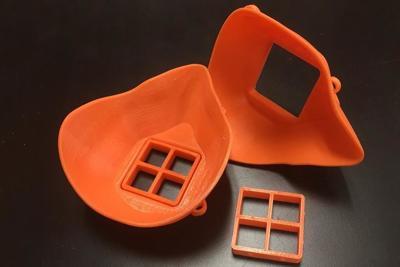 3D Printed Mask
