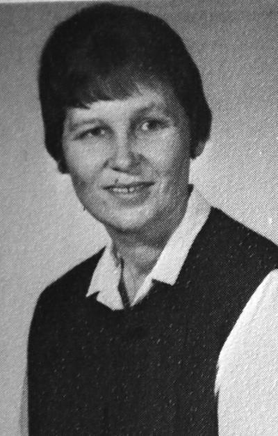 Dr. Judy McDonald