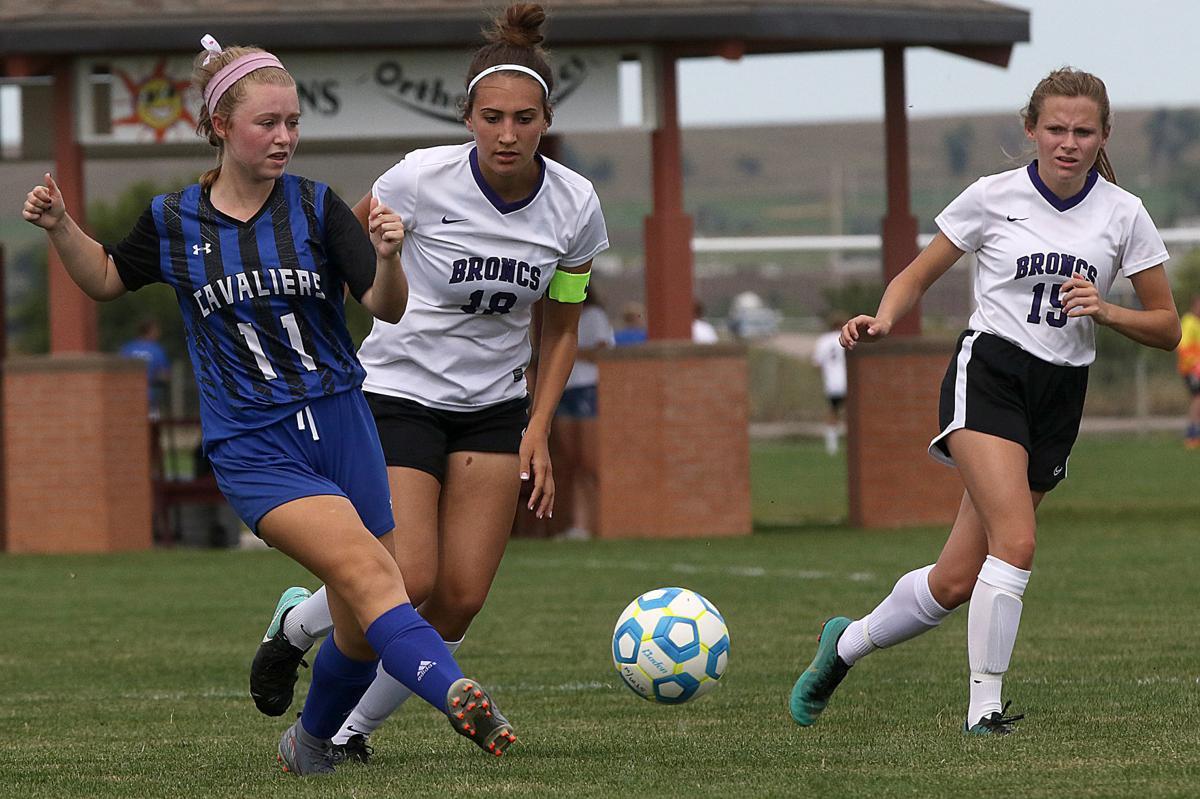 St. Thomas More-Belle Fourche Girls Soccer