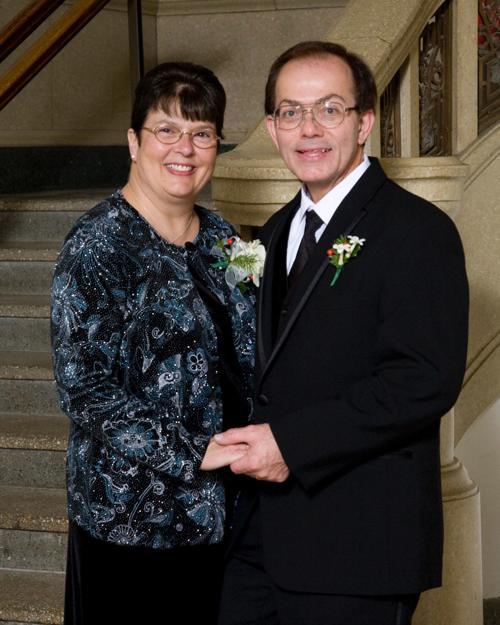 Mary and Steve Beshara
