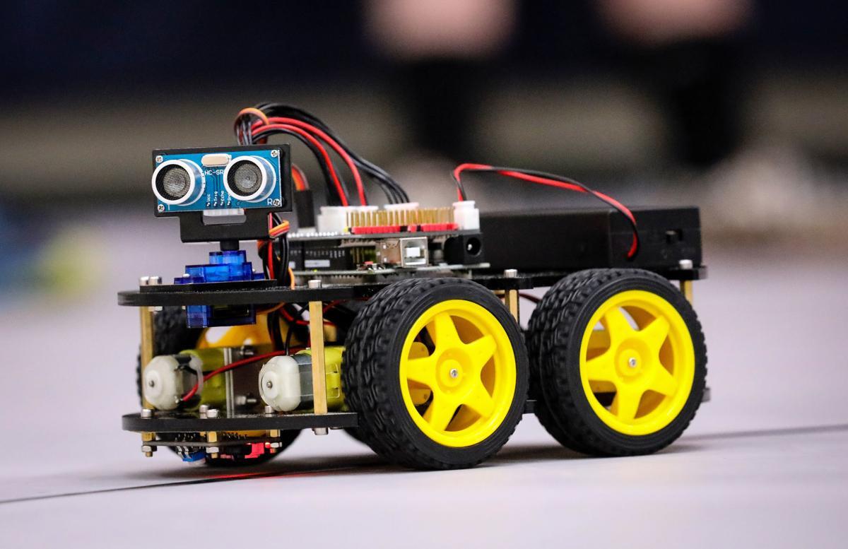 Electrifying Robotics