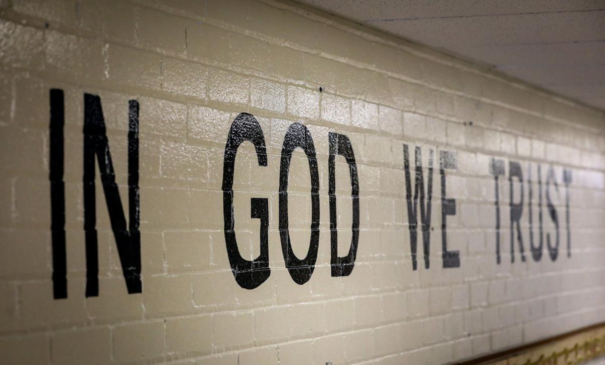 """in God We Trust"" South Dakota State Law"