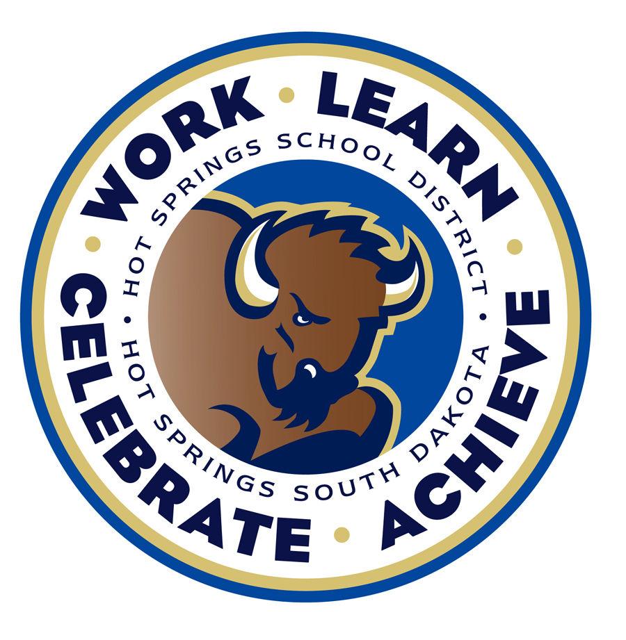 Bison school logo