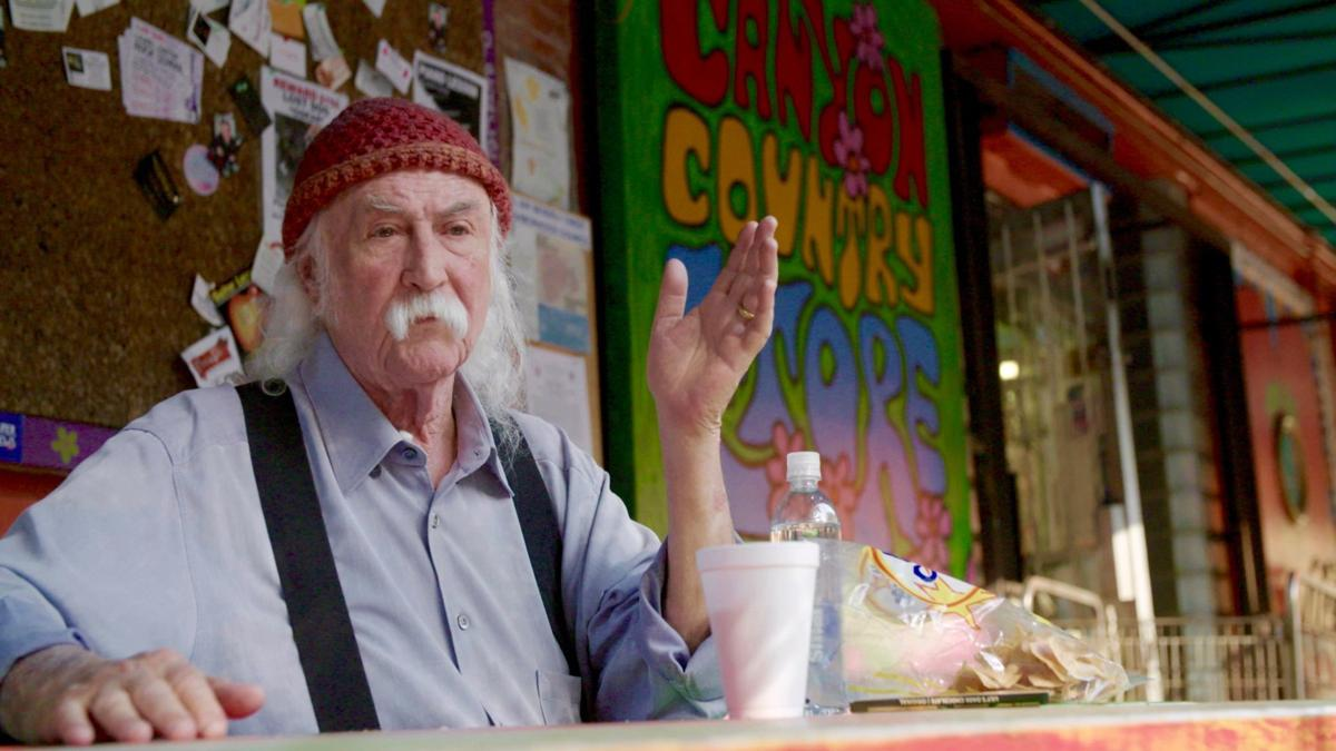 Film Review-David Crosby: Remember My Name