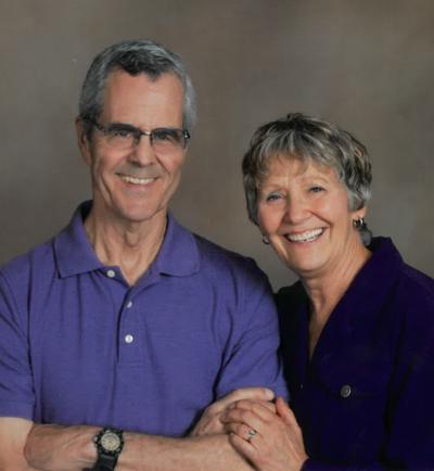 Dan and Kathie Brusseau