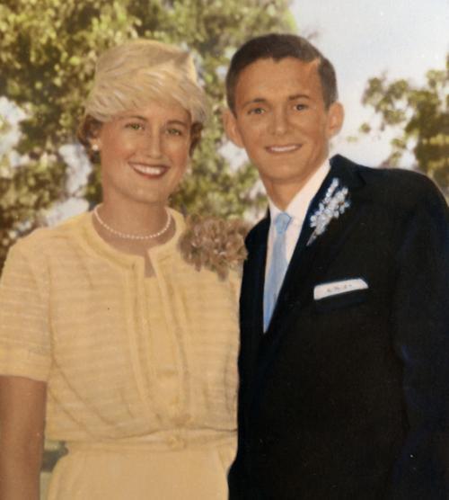 Helen and Marlowe Kinkade