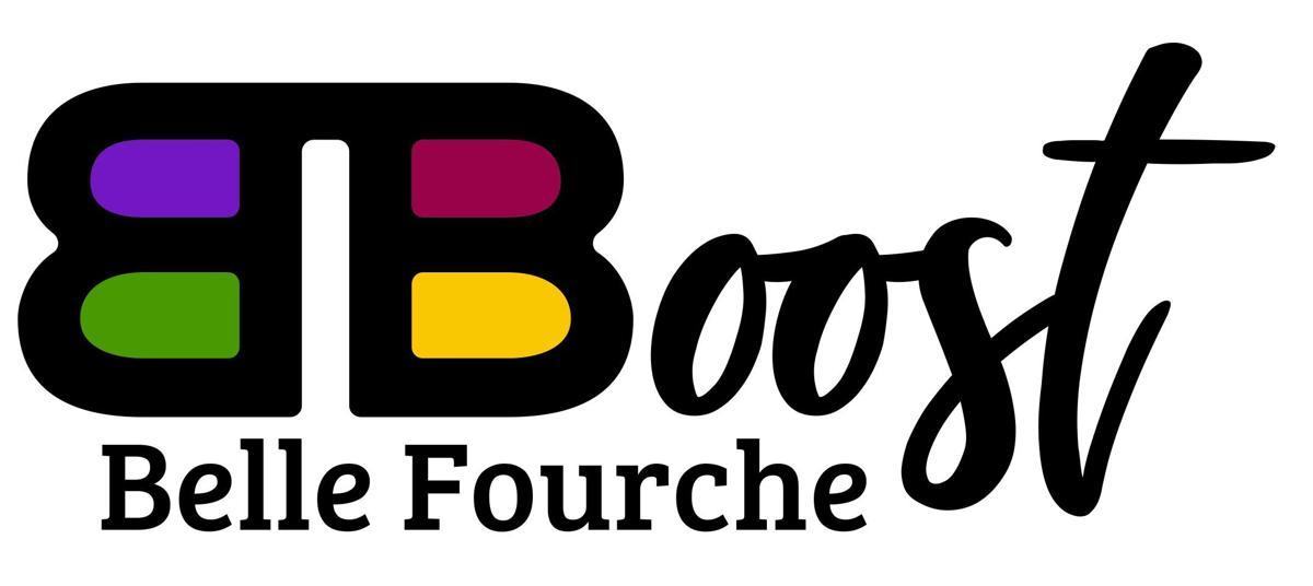 Boost Belle Fourche logo