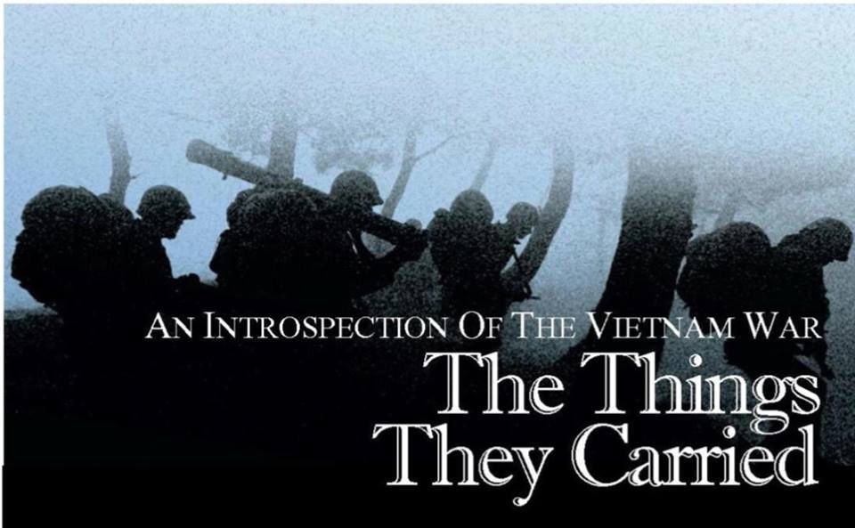 the things they carried war The paperback of the the things they carried by tim it perfectly captures the moral confusion that is the legacy of the vietnam war    the things they carried.