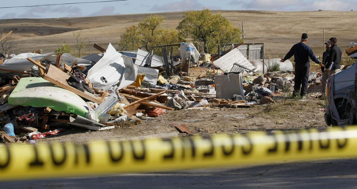 Pine Ridge explosion that killed four leads to sadness, and more
