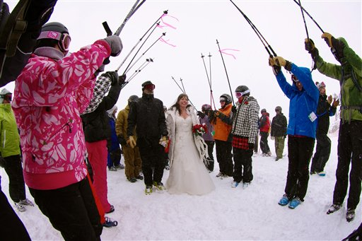 Ski Weddings