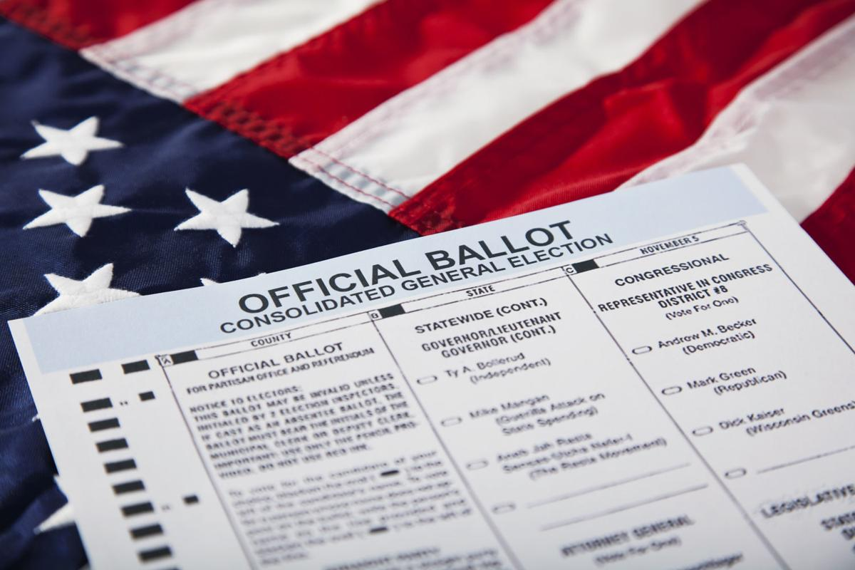 Elections Ballot