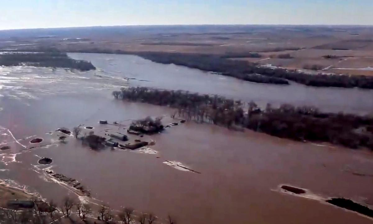 Unprecedented spring flooding possible, US forecasters say   Local