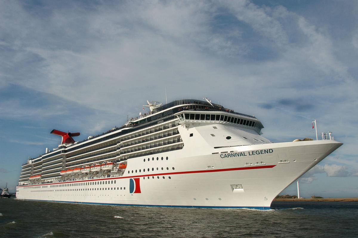 Carnival Legend will make a rare crossing from Tampa, Fla., to Barcelona, Spain, this spring.