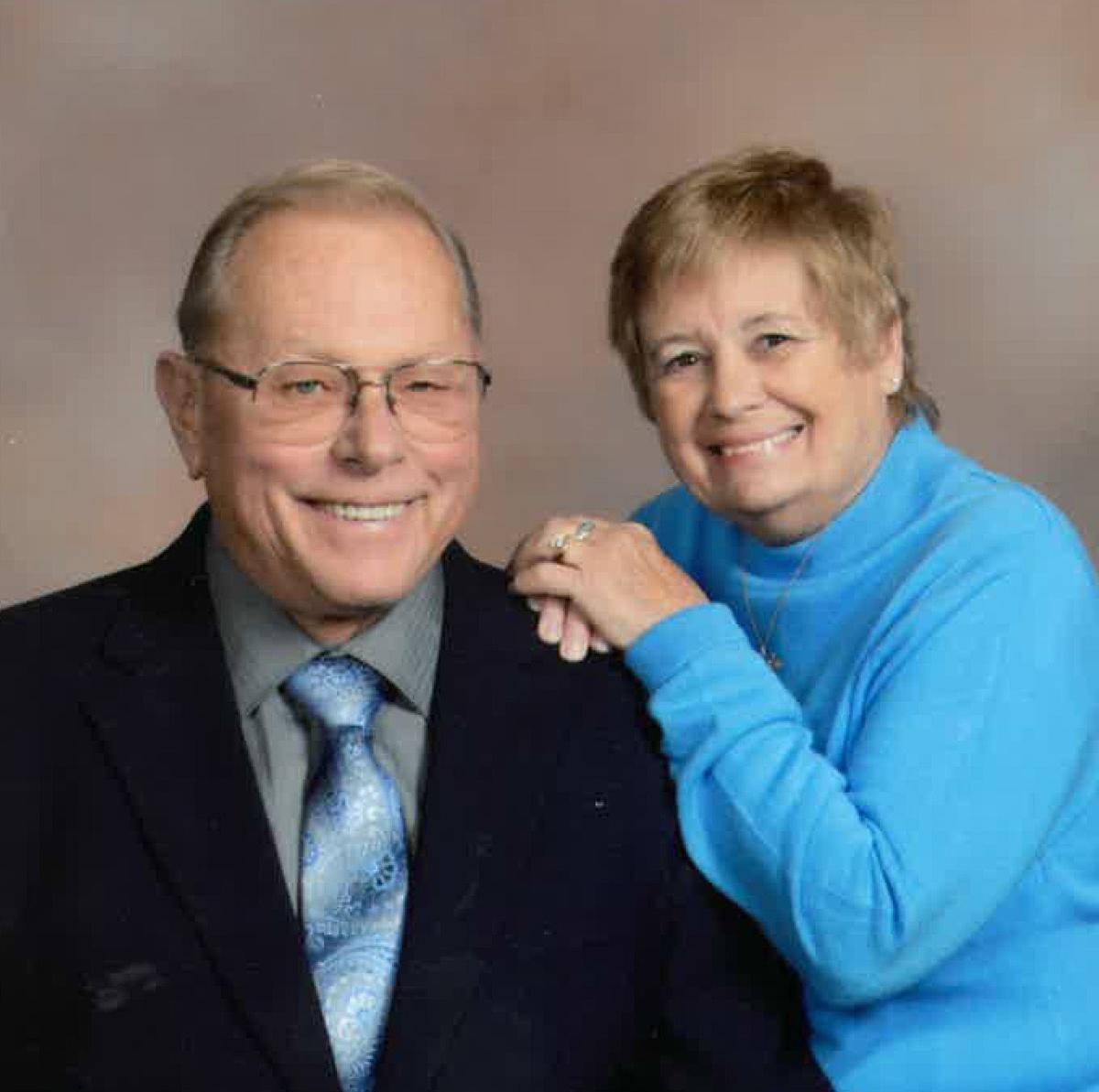 Kenneth and Carol Maron