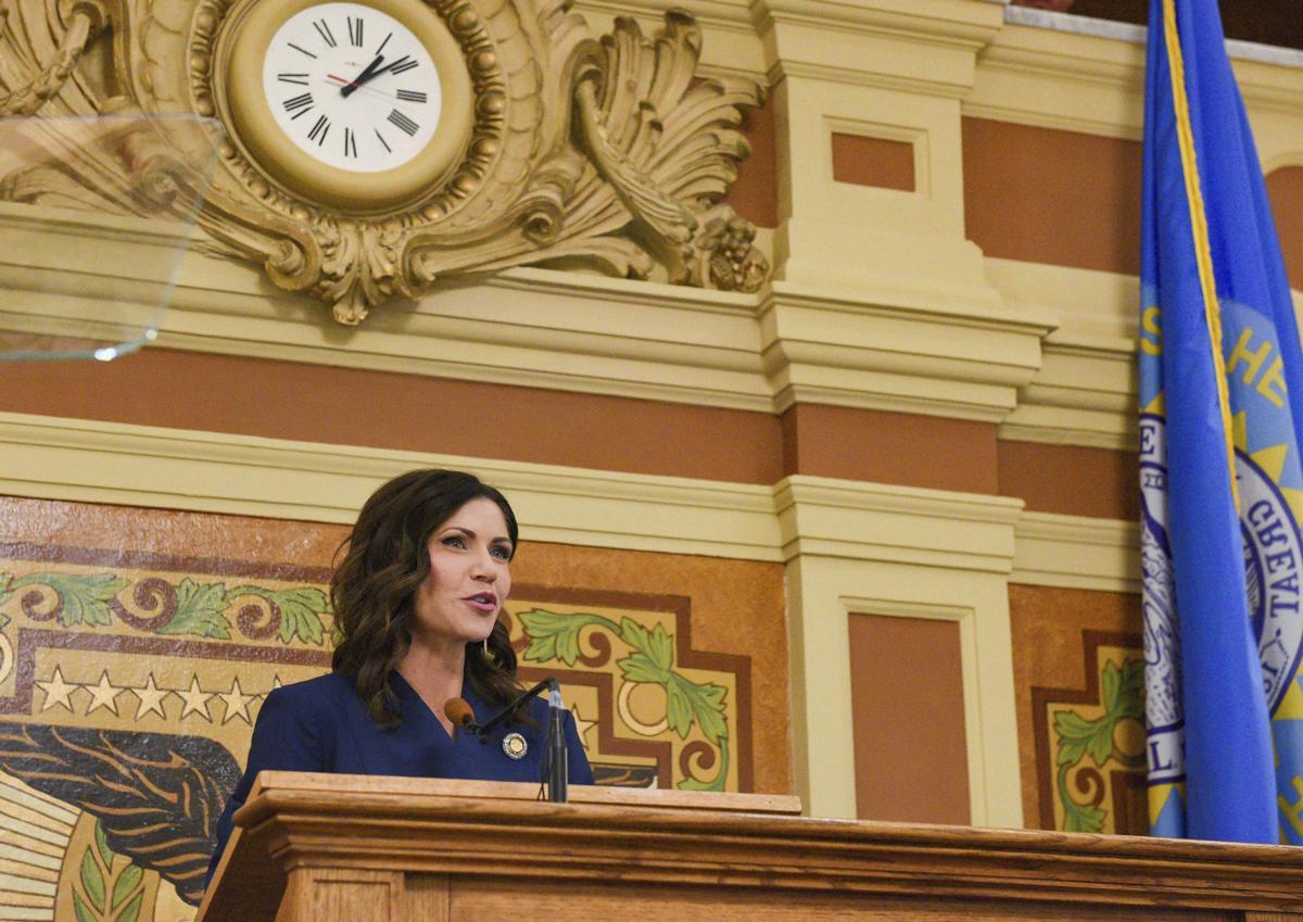 South Dakota Governor