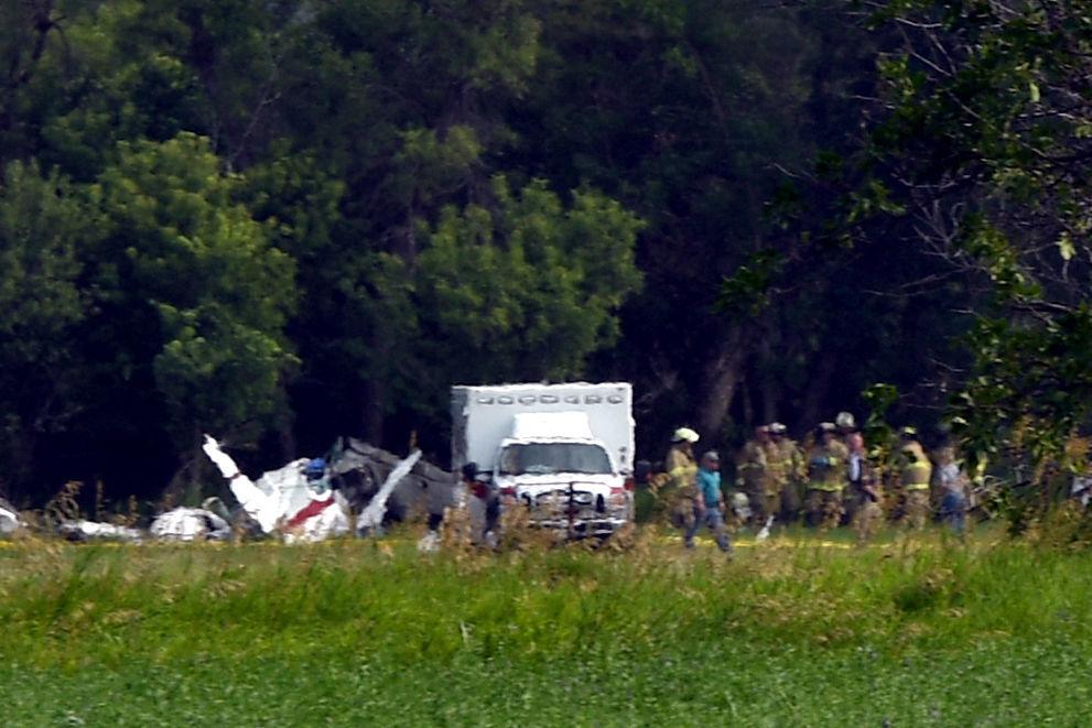 Three killed in Chadron plane crash | Local | rapidcityjournal com