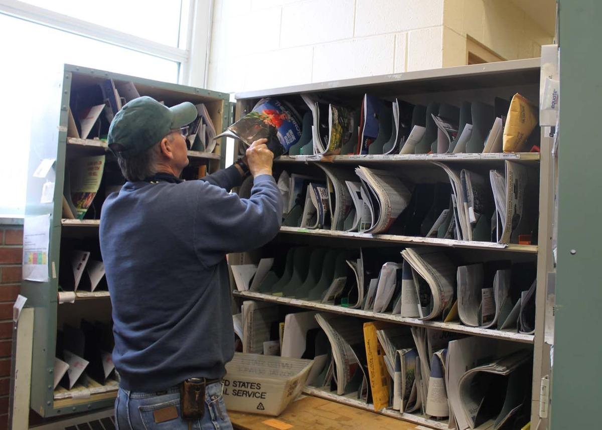 Day in the life of a rural mail carrier | Belle Fourche