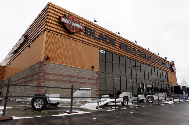 Black Hills Harley-Davidson plans to add 25,000 square feet | News