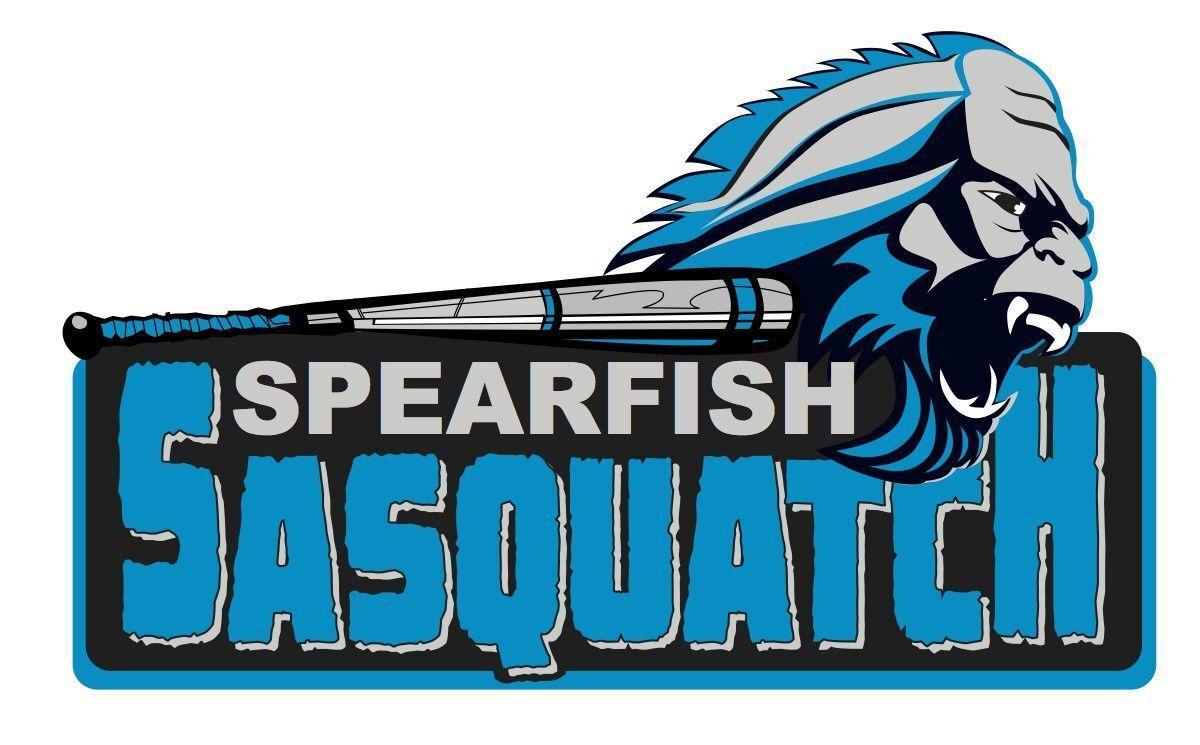 Spearfish Sasquatch logo