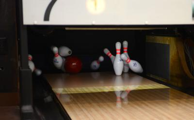 Family Advocacy Program hosts Domestic Violence Month bowling event