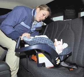 Child-seat inspections key to passenger safety | News ...