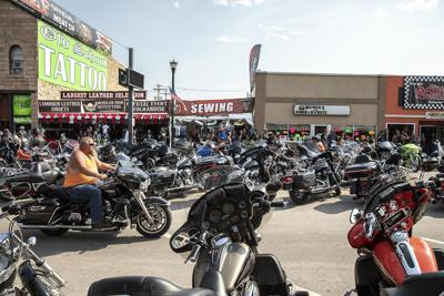 Sturgis Motorcycle Rally (copy)