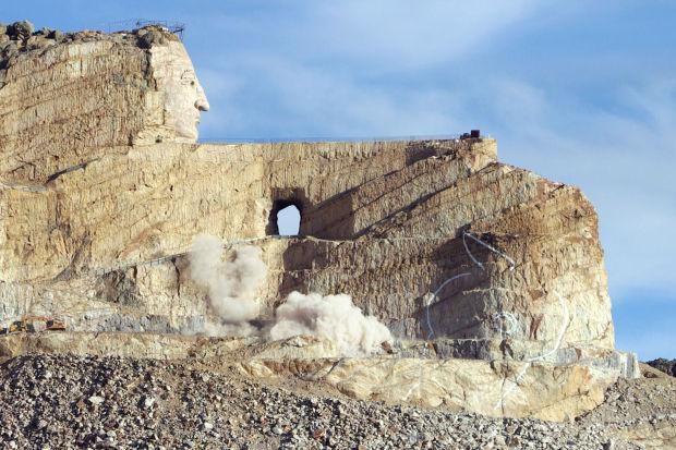 Philanthropist pledges $10 million for Crazy Horse Memorial